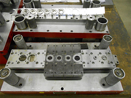Design Manufacture Progressive Deep Draw Die - Addison, IL